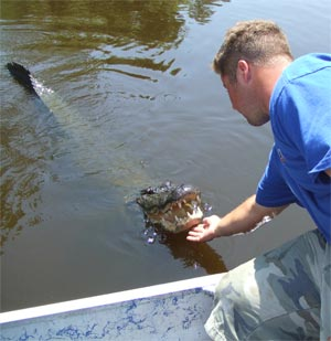 About Us - Family Run New Orleans Sightseeing Swamp Tours, Plantation, and High Speed Airboat Tours