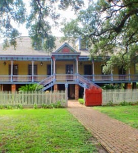 Laura Plantation Tour Near New Orleans, Louisiana