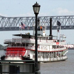 New Orleans Private City Tour - Steamboat Natchez