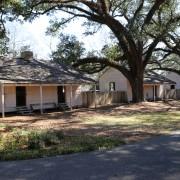 Oak Alley Plantation Slave Quarters