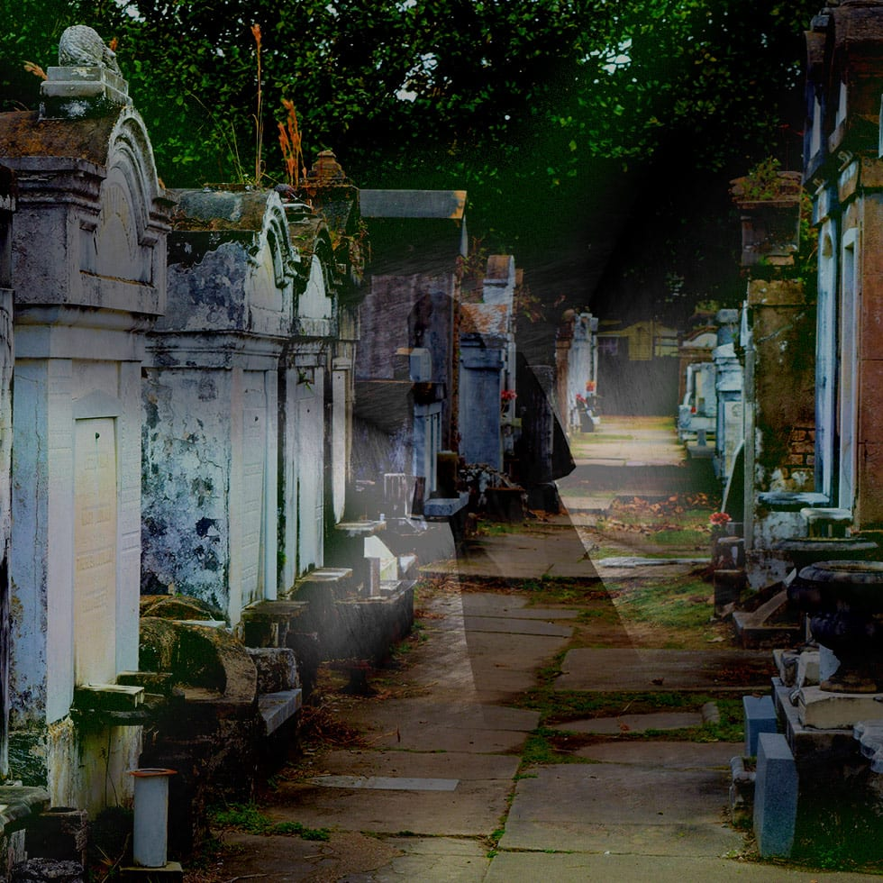 Haunted New Orleans Ghost Tours