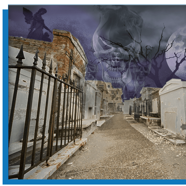 New Orleans Private Ghost Tour