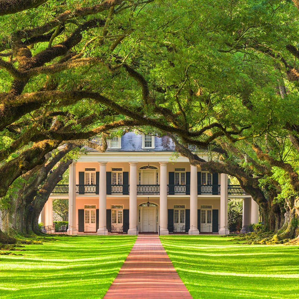 Two Plantation Tour Combo, New Orleans Best Tours, Plantation Tours New Orleans