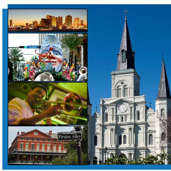 New Orleans Private City Tour