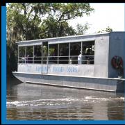 New Orleans Swamp Tour Meet at Dock
