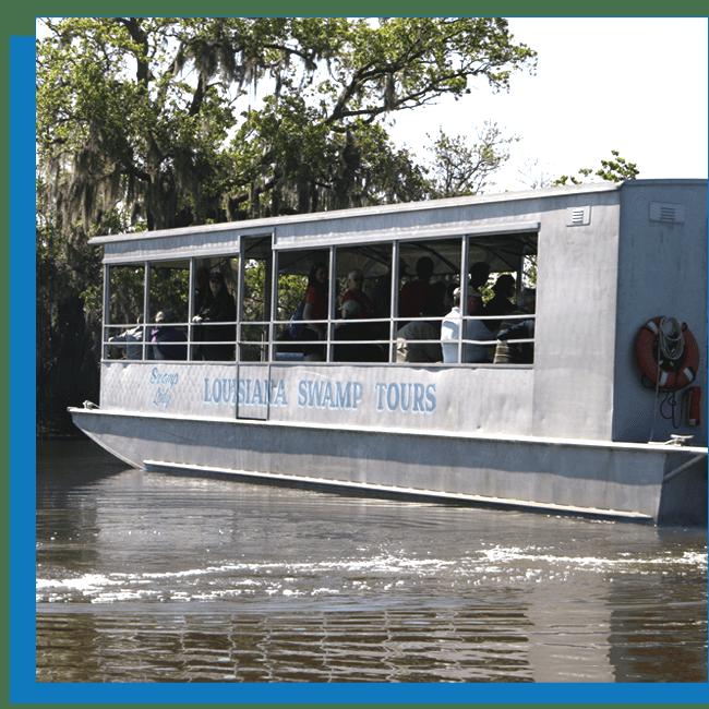 Tour Louisiana Bayou