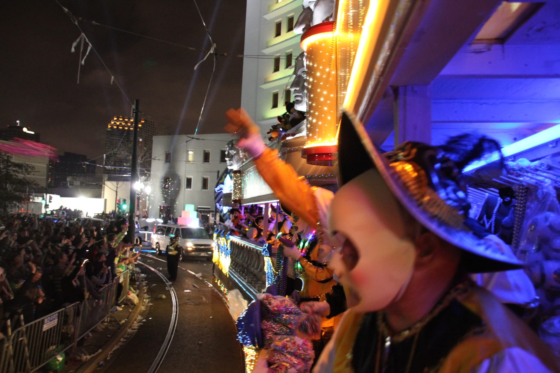 Endymion New Orleans Mardi Gras