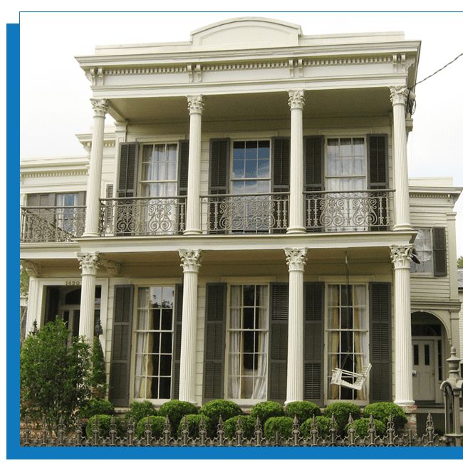 90 Minute Garden District Tour