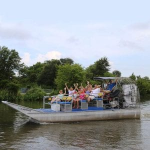 New Orleans Airboat Tour