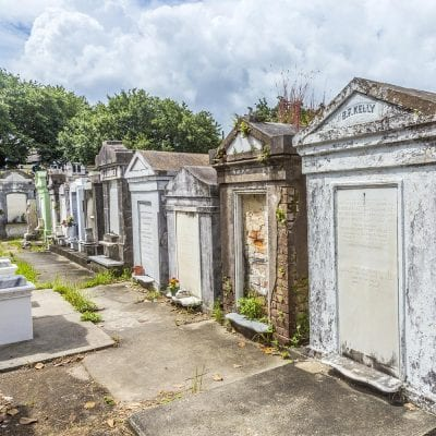 Uptown New Orleans Cemetery, Photo Gallery