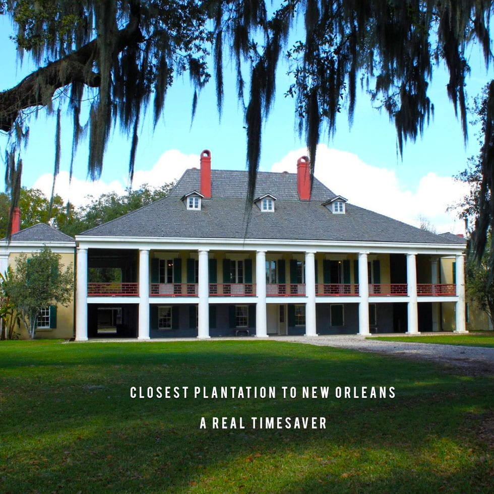 Destrehan Plantation Tour Louisiana