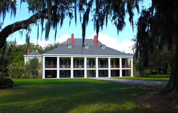 Destrehan Plantation and Swamp tours
